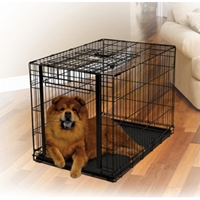 "Ovation Dog Crate, 37"" x 25"" x 27"""