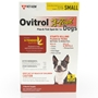 Ovitrol X-Tend for Small Dogs 13-31 lbs, 3 Month (Yellow)