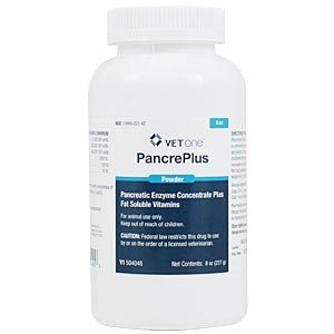 PancrePlus Powder, 8 oz