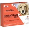 Parastar Plus for Dogs 45-88 lbs, 3 Pack : VetDepot.com