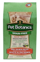 Pet Botanics Grain-Free Healthy Omega Dry Dog Food, Salmon, 25 lbs