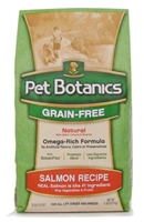 Pet Botanics Grain-Free Healthy Omega Dry Dog Food, Salmon, 5 lbs