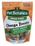 Pet Botanics Grain-Free Healthy Omega Treats, Duck, 5 oz