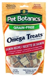 Pet Botanics Grain-Free Healthy Omega Treats, Salmon, 12 oz