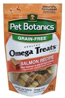 Pet Botanics Grain-Free Healthy Omega Treats, Salmon, 3 oz