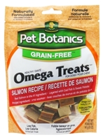 Pet Botanics Grain-Free Healthy Omega Treats, Salmon, 5 oz