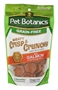 Pet Botanics Grain-Free Meaty, Crisp & Crunchy Dog Treats, Salmon, 6 oz