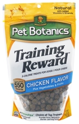 Pet Botanics Training Rewards for Dogs, Chicken, 20 oz