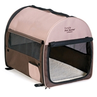 Petmate Portable Pet Home, Extra Large