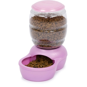 Petmate Replendish Feeder Pink, 2 lb