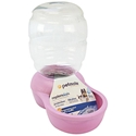 Petmate Replendish Waterer Pink, .5 gal