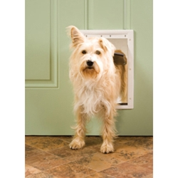 PetSafe Plastic Pet Door, Medium