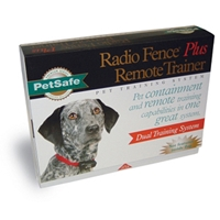 PetSafe Radio Fence Plus Remote Trainer
