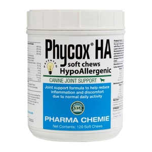 Phycox HA for Dogs, 120 Soft Chews