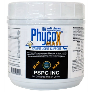 PhyCox Max HA for Dogs, 90 Soft Chews