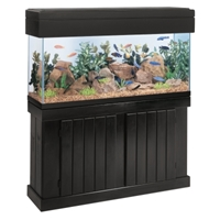 Pine Stand Black 30 in