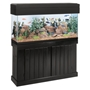 Pine Stand Black 36 in