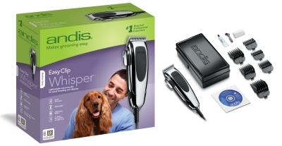 PM4 Easy Clip Whisper Pet Clipper Kit