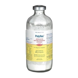 Polyflex Injection for Horses & Livestock, 25 gm