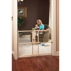 "Position & Lock Security Gate, 29"" x 24"""