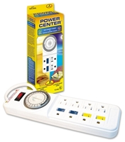 Power Center Timer