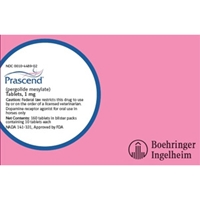 Prascend for Horses 1 mg, 160 Tablets : VetDepot.com