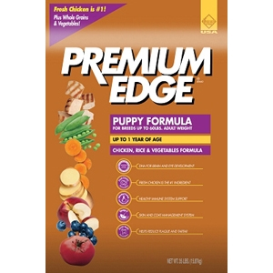 Premium Edge Puppy Formula Dog Food, 35 lb