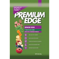 Premium Edge Senior Dog Formula Dog Food, 6 lb - 6 Pack