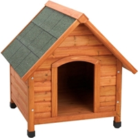 Premium Plus A-Frame Dog House, Small