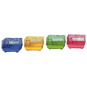 "Prevue Hendryx Hamster Cage, 14"" x 11"" x 8.75"" - 4 Pack"