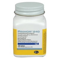 Primor 240 mg, 100 Tablets