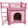 "Princess Palace Dog House, 28.25"" x 25.5"" x 21.5"""