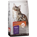 Pro Plan Adult 11+ Cat Food Chicken & Rice, 3.5 lb - 6 Pack
