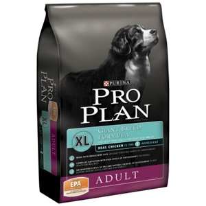 Pro Plan Giant Breed Dog Food, 34 lb