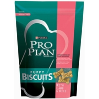 Pro Plan Lamb Puppy Biscuits Small, 26 oz - 12 Pack