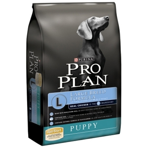 Pro Plan Large Breed Puppy Food, 34 lb