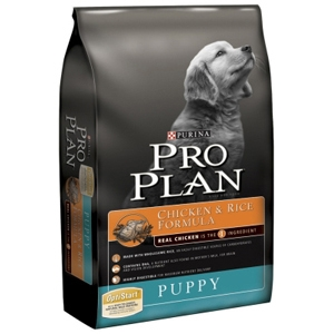 Pro Plan Puppy Food Chicken & Rice, 18 lb