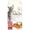 Pro Plan Selects Cat Food Salmon & Brown Rice, 3.5 lb - 6 Pack