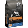 Pro Plan Senior 7+ Dog Food Chicken & Rice, 18 lb