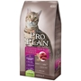Pro Plan Sensitive Skin & Stomach Cat Food, 16 lb