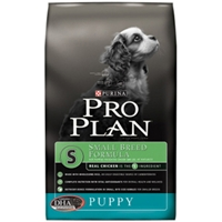 Pro Plan Small Breed Puppy Food, 6 lb - 5 Pack