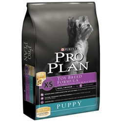 Pro Plan Toy Breed Puppy Food, 5 lb - 5 Pack