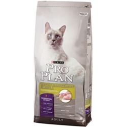 Pro Plan Weight Management Cat Food, 7 lb - 5 Pack