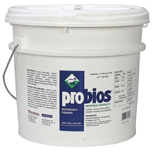 Probios Dispersible Powder, 25 lbs