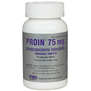Proin 75 mg, 180 Chewable Tablets
