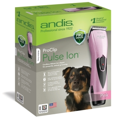Pulse Ion Clipper- Pink