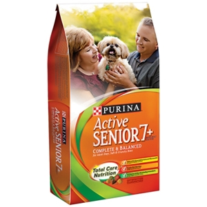 Purina Active Senior 7+ Dog Food, 32 lb