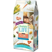 Purina Cat Chow Healthful Life, 6 lb - 5 Pack