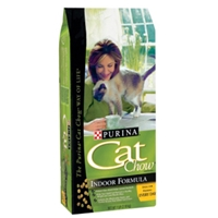 Purina Cat Chow Indoor, 7 lb - 5 Pack