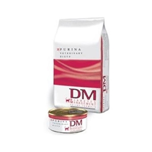 Purina DM Dietetic Management Formula Canned Cat Food, 24 x 5.5 oz